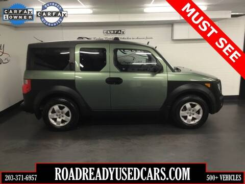 2004 Honda Element for sale at Road Ready Used Cars in Ansonia CT