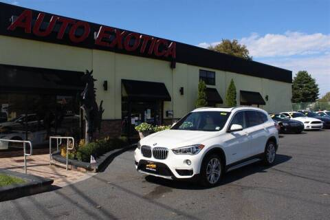 2017 BMW X1 for sale at Auto Exotica in Red Bank NJ