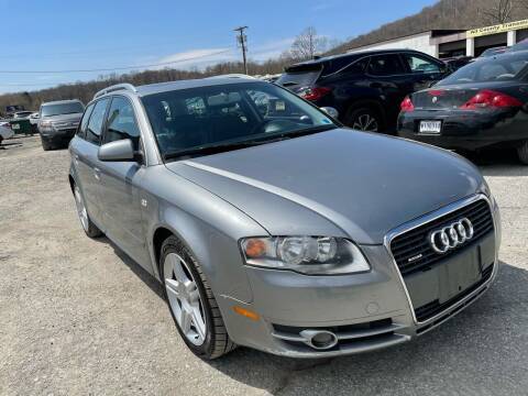 2008 Audi A4 for sale at Ron Motor Inc. in Wantage NJ