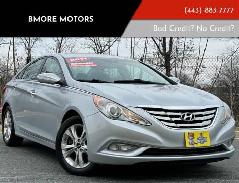 2011 Hyundai Sonata for sale at Bmore Motors in Baltimore MD