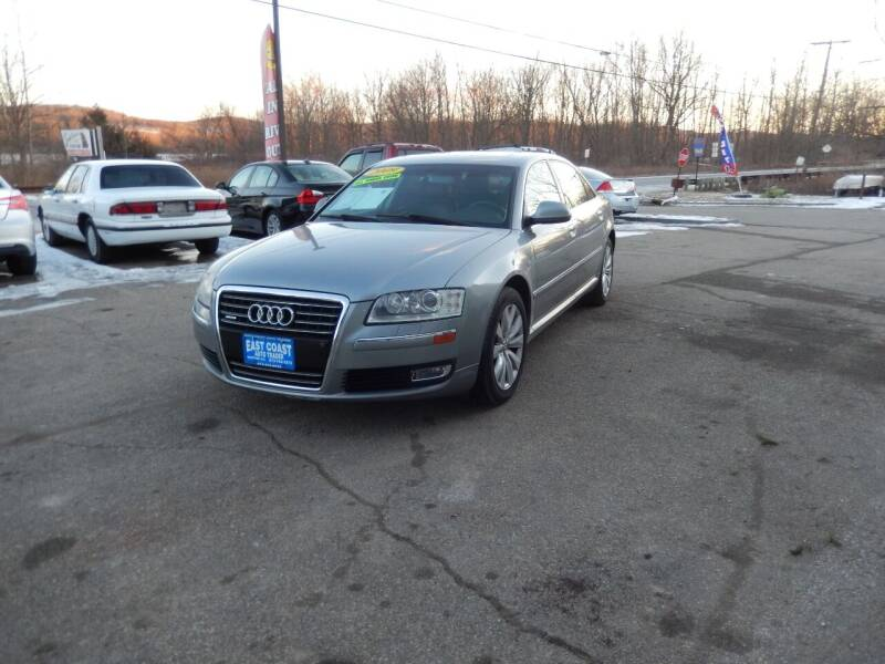 2009 Audi A8 L for sale at East Coast Auto Trader in Wantage NJ