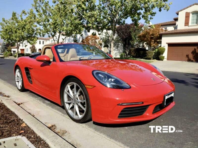 2017 Porsche 718 Boxster for sale in San Francisco, CA