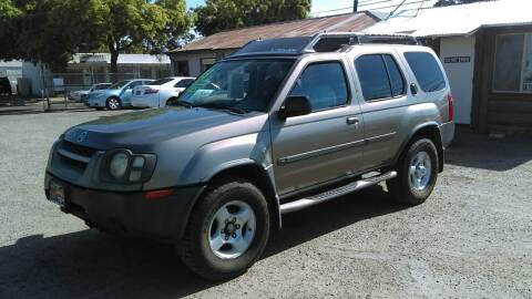 2003 Nissan Xterra for sale at Larry's Auto Sales Inc. in Fresno CA