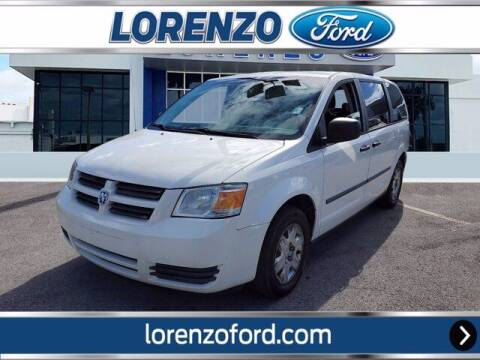 2008 Dodge Grand Caravan for sale at Lorenzo Ford in Homestead FL