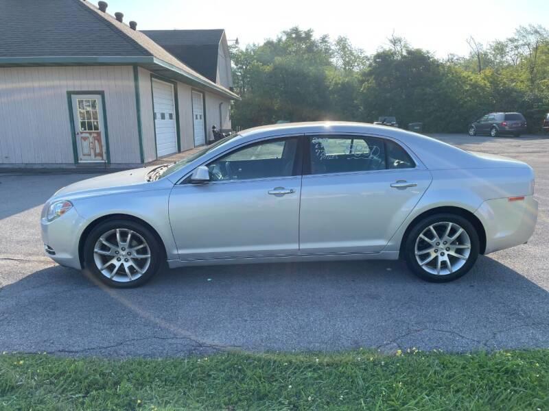 2011 Chevrolet Malibu for sale at Mark Regan Auto Sales in Oswego NY