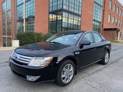 2008 Ford Taurus for sale at Auto Wholesalers Of Rockville in Rockville MD