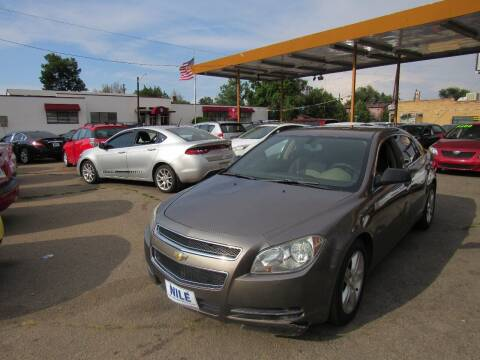 2011 Chevrolet Malibu for sale at Nile Auto Sales in Denver CO