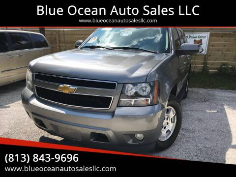 2008 Chevrolet Tahoe for sale at Blue Ocean Auto Sales LLC in Tampa FL