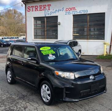 2012 Scion xB for sale at Street Visions in Telford PA