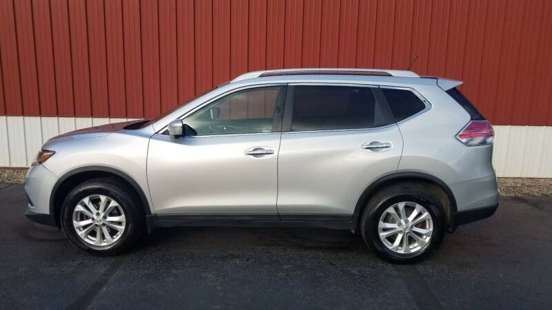 2015 Nissan Rogue for sale at North East Locaters Auto Sales in Indiana PA