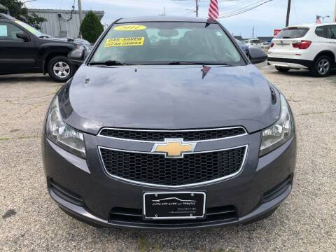 2011 Chevrolet Cruze for sale at Cape Cod Cars & Trucks in Hyannis MA