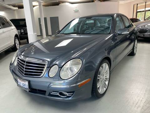 2007 Mercedes-Benz E-Class for sale at Mag Motor Company in Walnut Creek CA