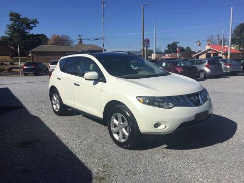 2009 Nissan Murano for sale at Wholesale Auto Inc in Athens TN