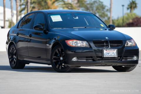 2007 BMW 3 Series for sale at Euro Auto Sales in Santa Clara CA