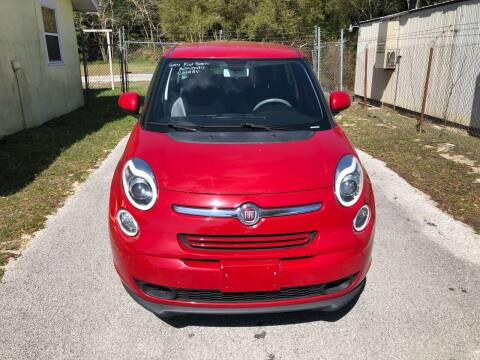 2014 FIAT 500L for sale at Louie's Auto Sales in Leesburg FL
