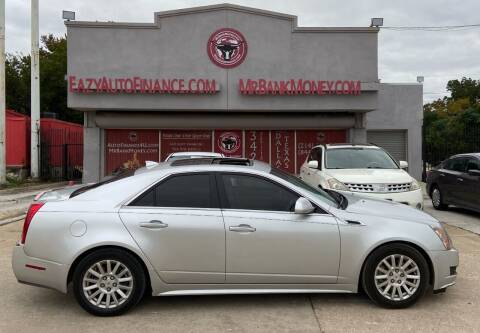 2011 Cadillac CTS for sale at Eazy Auto Finance in Dallas TX
