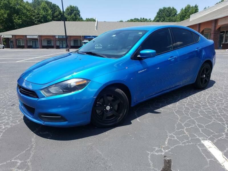 2015 Dodge Dart for sale at GEORGIA AUTO DEALER, LLC in Buford GA