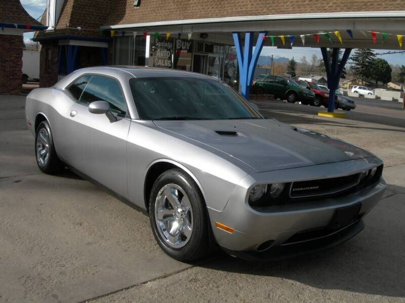 2014 Dodge Challenger SXT 2dr Coupe - Colorado Springs CO