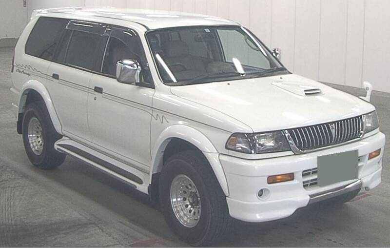 1996 Mitsubishi Challenger *INCOMING for sale at JDM Car & Motorcycle LLC in Seattle WA
