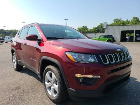 2021 Jeep Compass for sale at FRED FREDERICK CHRYSLER, DODGE, JEEP, RAM, EASTON in Easton MD