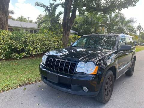 2010 Jeep Grand Cherokee for sale at Car Girl 101 in Oakland Park FL