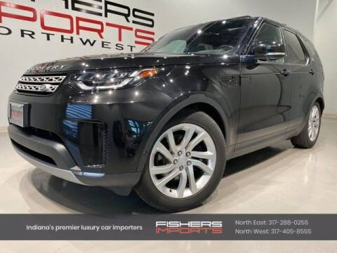 2017 Land Rover Discovery for sale at Fishers Imports in Fishers IN