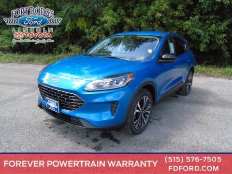 2021 Ford Escape for sale at Fort Dodge Ford Lincoln Toyota in Fort Dodge IA
