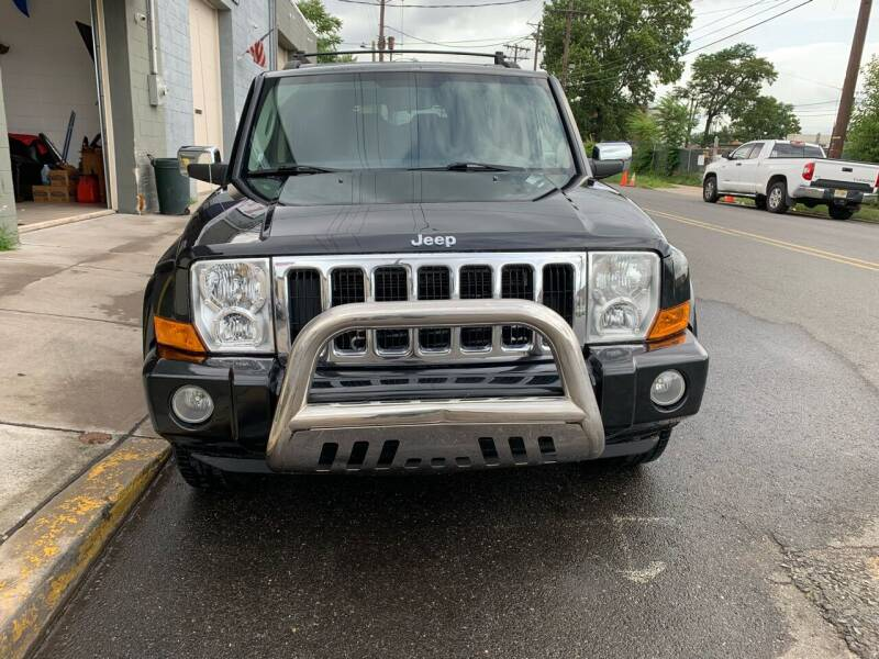 2010 Jeep Commander for sale at SUNSHINE AUTO SALES LLC in Paterson NJ