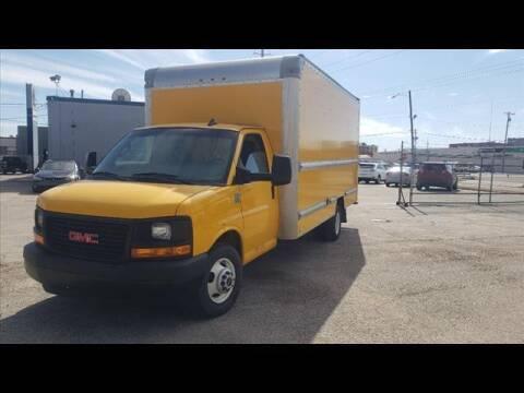 2016 GMC Savana Cutaway for sale at Euro-Tech Saab in Wichita KS