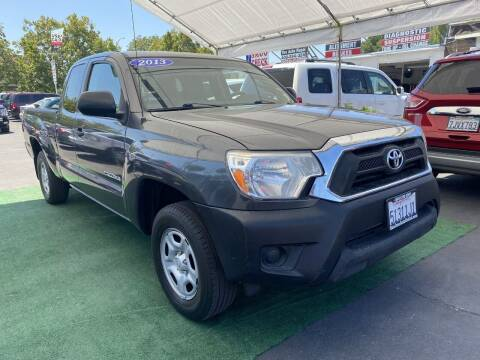 2013 Toyota Tacoma for sale at San Jose Auto Outlet in San Jose CA