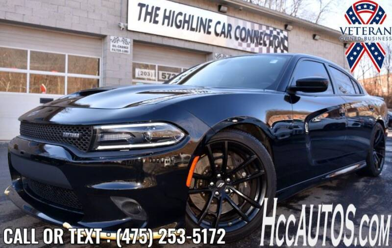 2017 Dodge Charger for sale at The Highline Car Connection in Waterbury CT