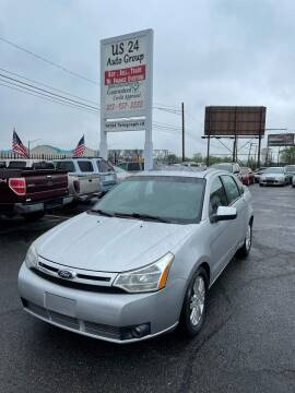 2010 Ford Focus for sale at US 24 Auto Group in Redford MI