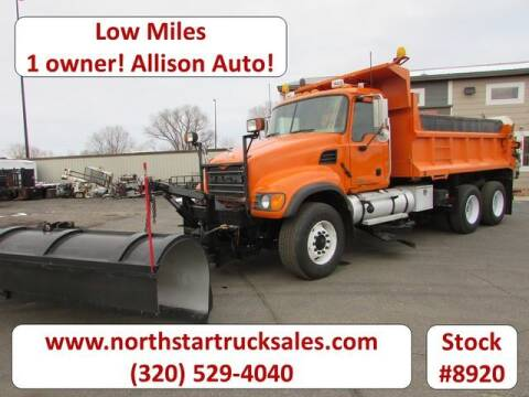 2004 Mack CV713 for sale at NorthStar Truck Sales in St Cloud MN
