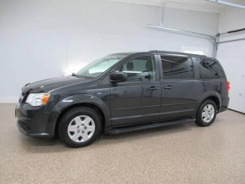 2012 Dodge Grand Caravan for sale at HTS Auto Sales in Hudsonville MI