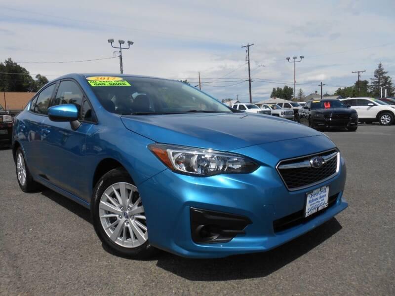 2017 Subaru Impreza for sale at McKenna Motors in Union Gap WA