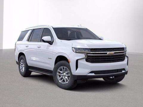 2021 Chevrolet Tahoe for sale at Jimmys Car Deals at Feldman Chevrolet of Livonia in Livonia MI