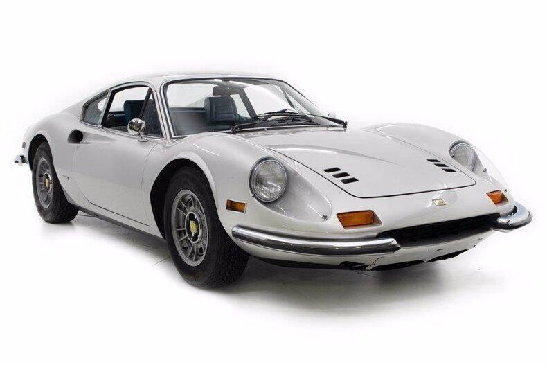 1972 Ferrari 246 for sale in Auburn, MA