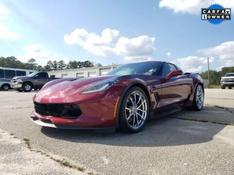 2019 Chevrolet Corvette for sale at Hardy Auto Resales in Dallas GA