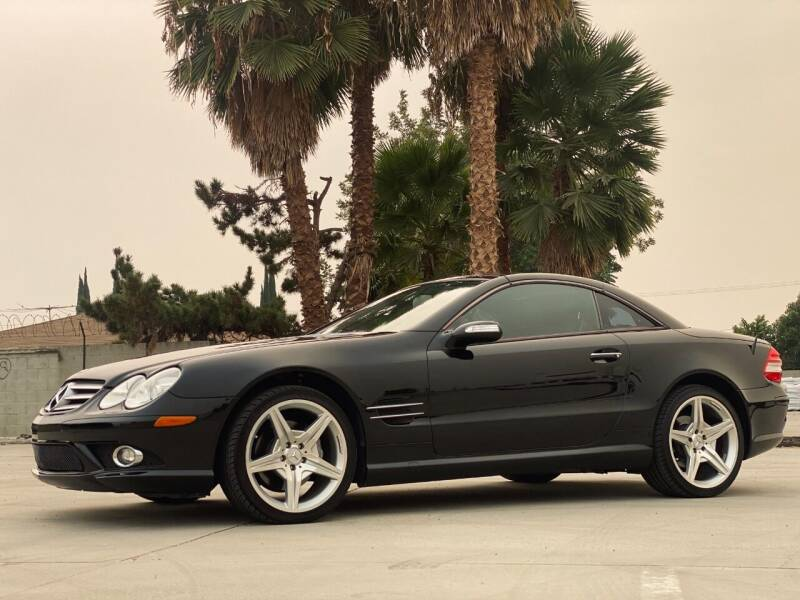 2008 Mercedes-Benz SL-Class for sale at New City Auto - Retail Inventory in South El Monte CA