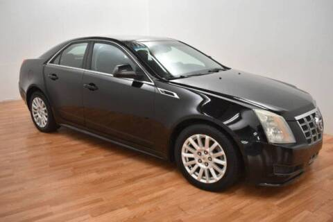 2012 Cadillac CTS for sale at Paris Motors Inc in Grand Rapids MI