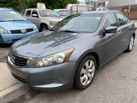 2010 Honda Accord for sale at White River Auto Sales in New Rochelle NY