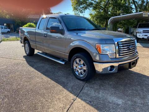 2010 Ford F-150 for sale at The Auto Lot and Cycle in Nashville TN