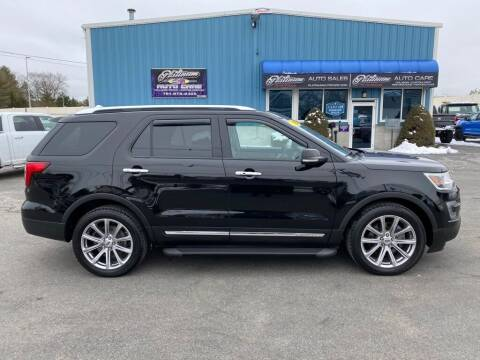 2016 Ford Explorer for sale at Platinum Auto in Abington MA