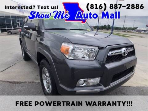 2013 Toyota 4Runner for sale at Show Me Auto Mall in Harrisonville MO