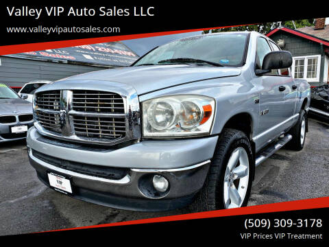 2008 Dodge Ram Pickup 1500 for sale at Valley VIP Auto Sales LLC - Valley VIP Auto Sales - E Sprague in Spokane Valley WA