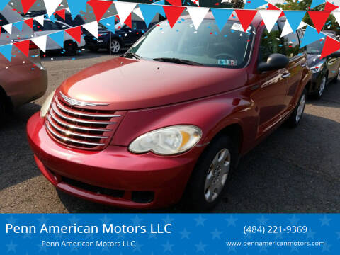 2006 Chrysler PT Cruiser for sale at Penn American Motors LLC in Allentown PA