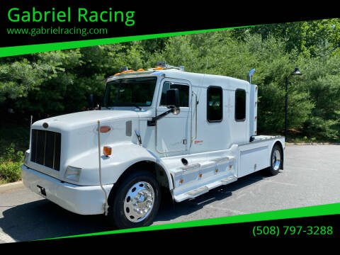 1999 Peterbilt 330 Schwalbe for sale at Gabriel Racing in Worcester MA