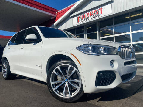 2017 BMW X5 for sale at Furrst Class Cars LLC in Charlotte NC