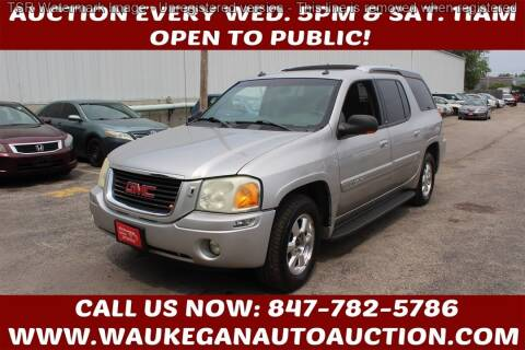 2004 GMC Envoy XUV for sale at Waukegan Auto Auction in Waukegan IL
