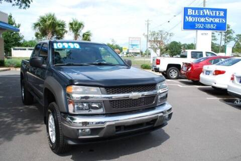 2006 Chevrolet Colorado for sale at BlueWater MotorSports in Wilmington NC